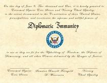 aDiplomatic Immunity2
