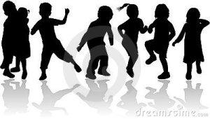 Achildrens-kids-black-silhouettes-thumb7814293