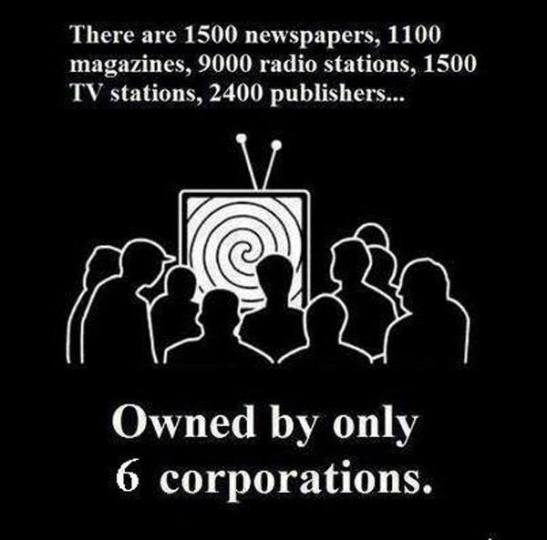 MEDIA OWNED BY CORP