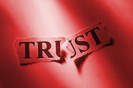 TRUST FAILED